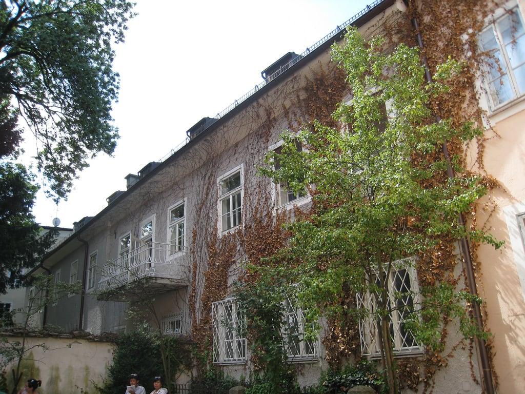 Image of Mozart Wohnhaus.