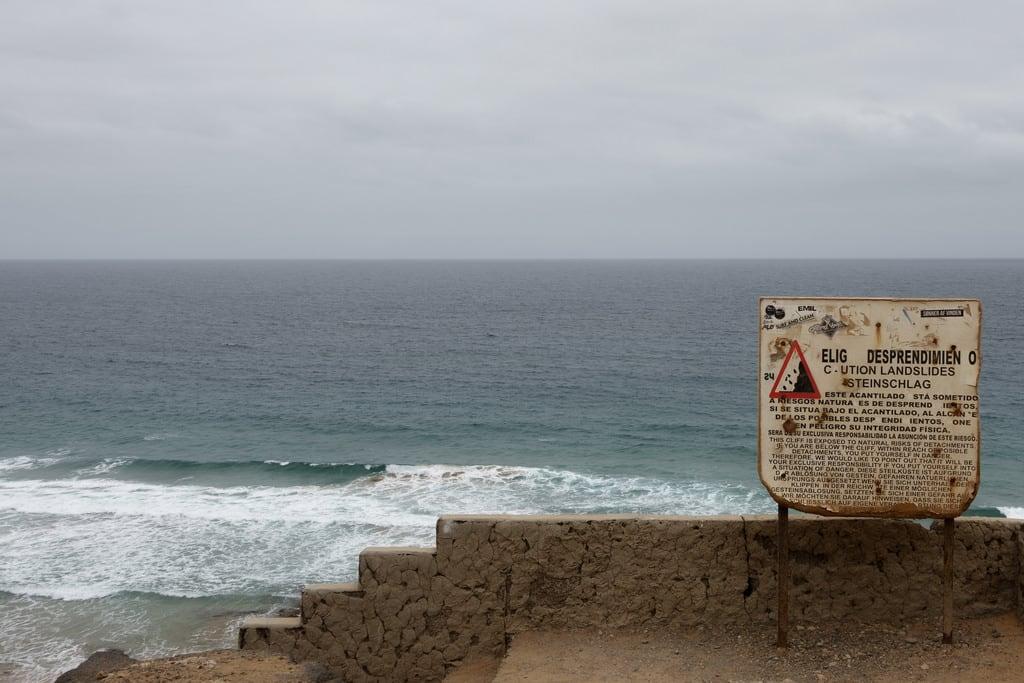 صورة Playa del Águila / La Escalera شاطئ بطول 793 متر. fuerteventura laoliva canarias spanien es
