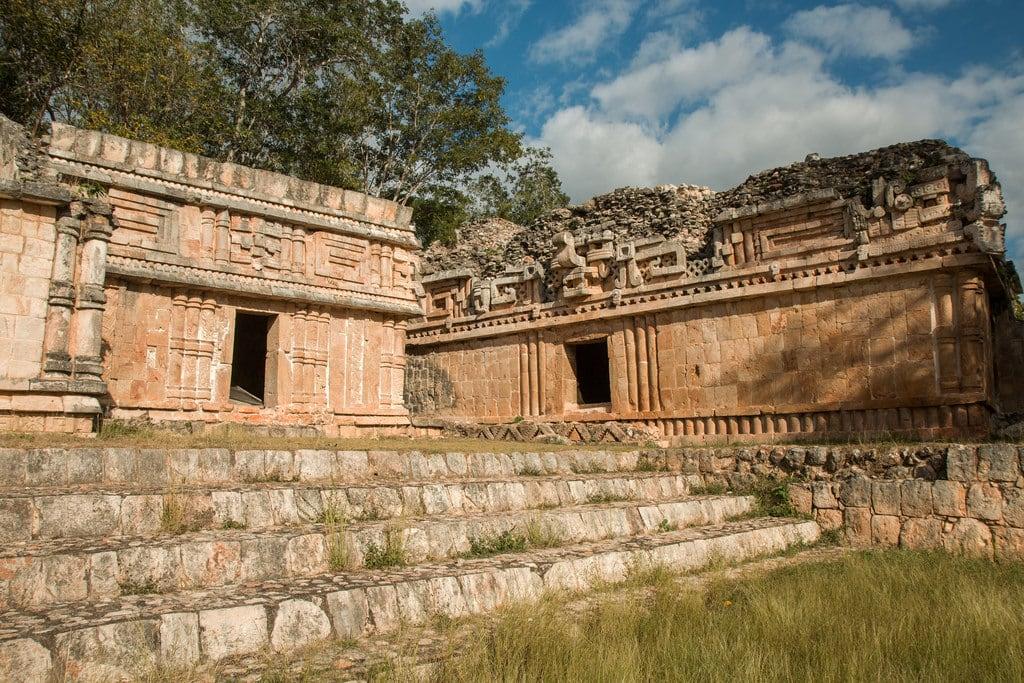 תמונה של Labná. 2017 mexico yucatan winter january uxmal ruins archaeologicalsite mayan labna rutapuuc mexique estadosunidosmexicanos labná mexiko 墨西哥