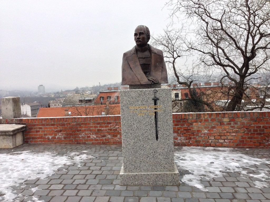 Image de Koszorús Ferenc. sculpture statue