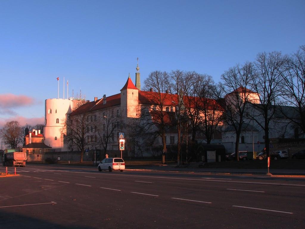 Image of Riga Castle. latvia latvija riga vecrīga canon 2016 рига латвия