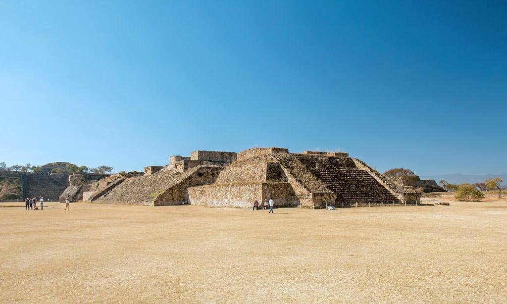 תמונה של Monte Albán. 2017 winter january mexico oaxaca montealbán precolumbian archaeologicalsite mexique estadosunidosmexicanos mexiko 墨西哥