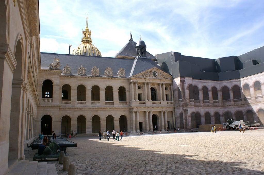 Hôtel des Invalides 的形象.