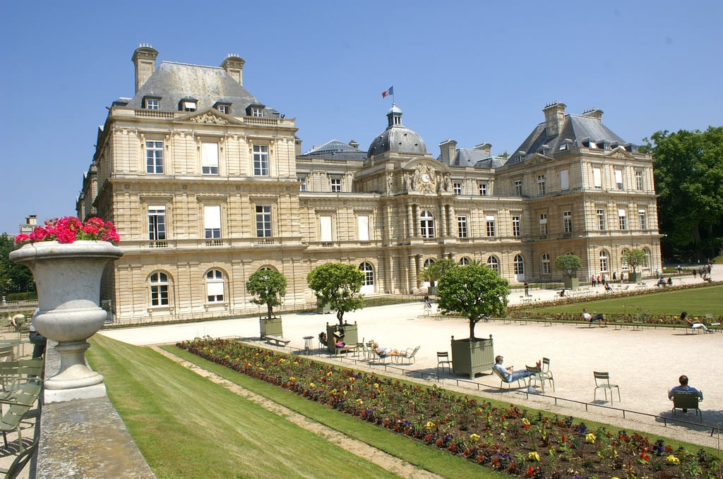 Image of Palais du Luxembourg.