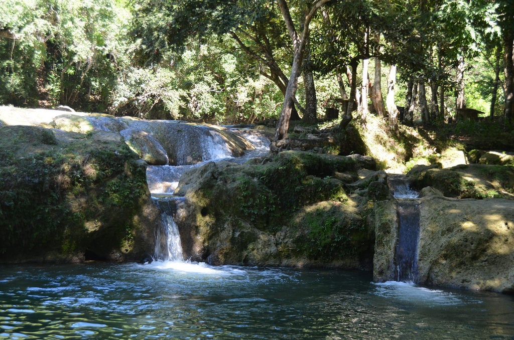 Hình ảnh của Waterfall. cuba lasterrazas sierradelrosario bañosdesanjuan