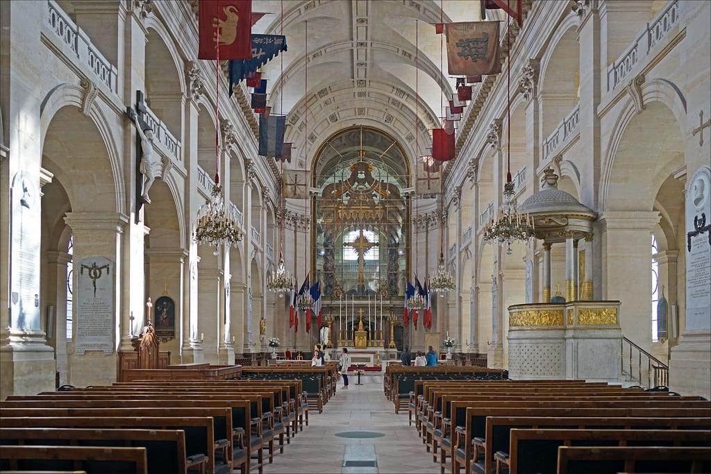 荣军院 的形象. dalbera paris france invalides cathédrale nef