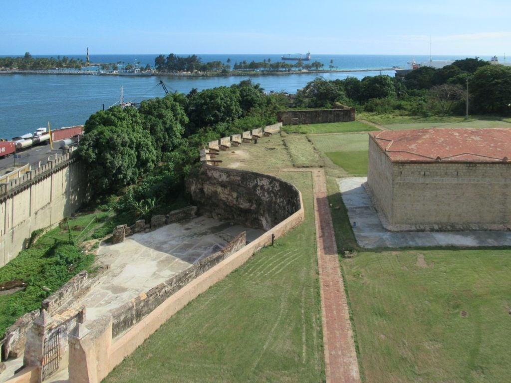Imagen de Fortaleza Ozama. fortaleza ozama santodomingo dominicanrepublic rio