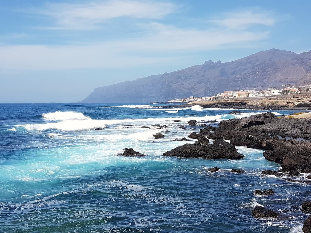 Punta Blanca görüntü.