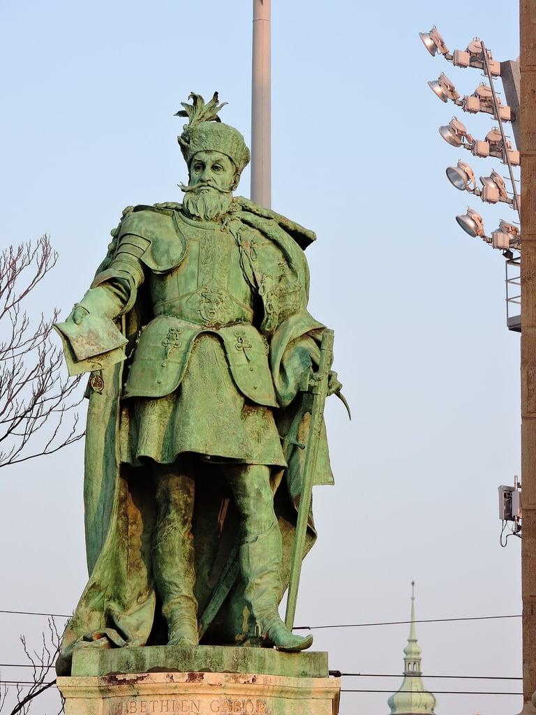 תמונה של Bethlen Gábor. budapest ブダペスト βουδαπέστη sculpture statue