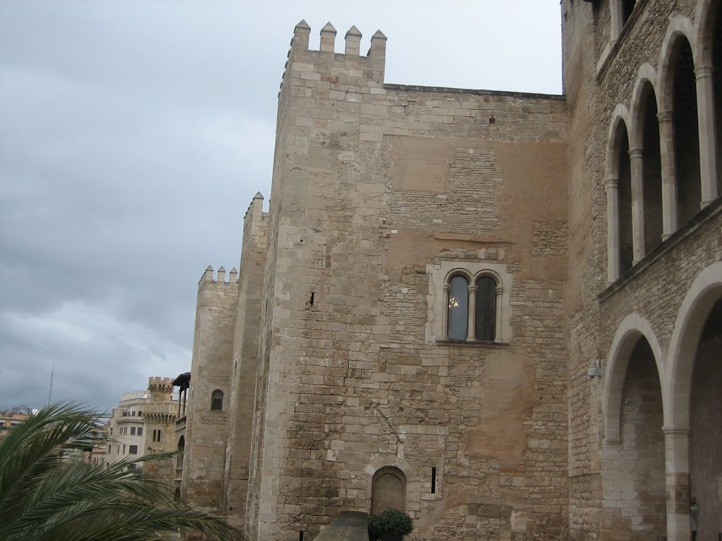 Зображення Almudaina Palace. mallorca holidaymallorca