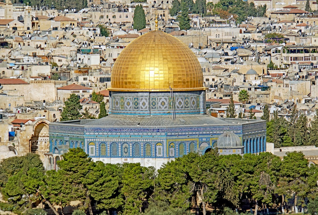 Dome of the Rock képe. israel monument globus sony a6300 ilce6300 18200mm 1650mm mirrorless free freepicture archer10 dennis jarvis dennisgjarvis dennisjarvis iamcanadian novascotia canada jerusalem domeoftherock mountofolives