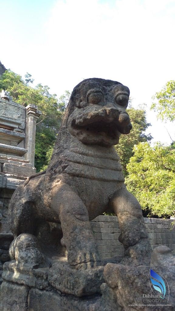 Image of Yapahuwa.