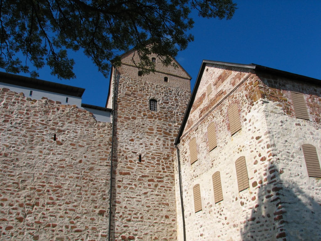 Image of Kastelholms slott. castle åland aland ahvenanmaa kastelholm