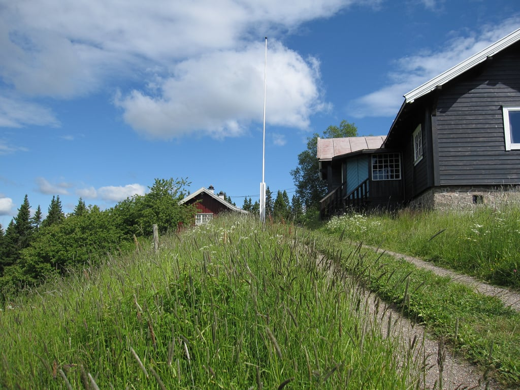 Image of Frønsvollen. oslo nordmarka frønsvollen dagrune40 frøensvolden