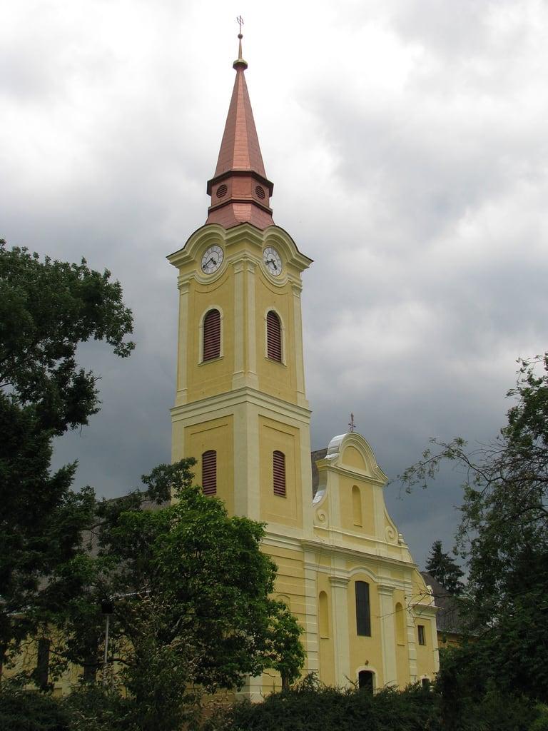 Image of Szent József templom. church architecture canon hungary 2009 templom magyarország műemlék nagykanizsa építészet canons5is