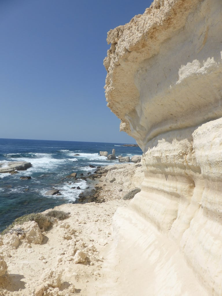 Изображение на Sea Caves. seacaves cyprus sea mediterranean rocks rock shore