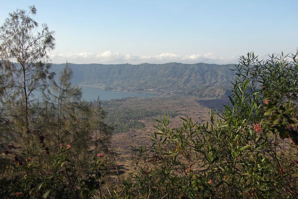 Εικόνα από Danau Batur. bali indonesien idn gunung batur vulcano