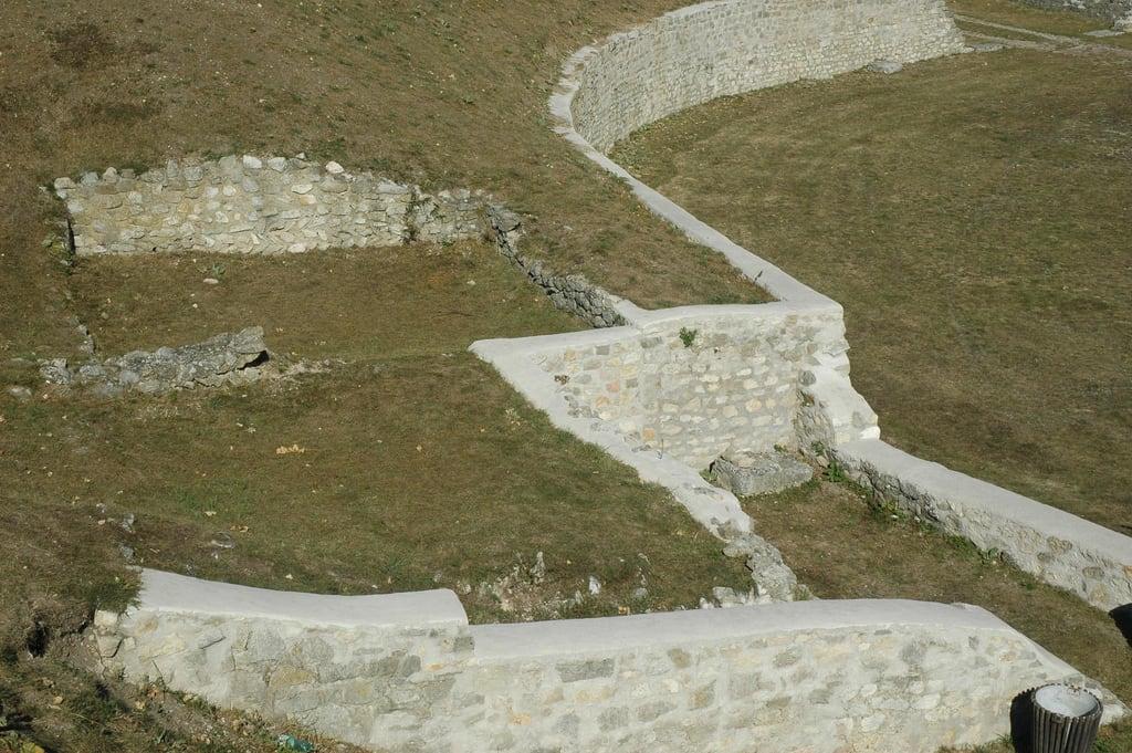 Image of Amphitheater. history austria österreich ruins theater theatre ruine amphitheater archeology niederösterreich romans römer geschichte loweraustria archäologie ausgrabungen carnuntum