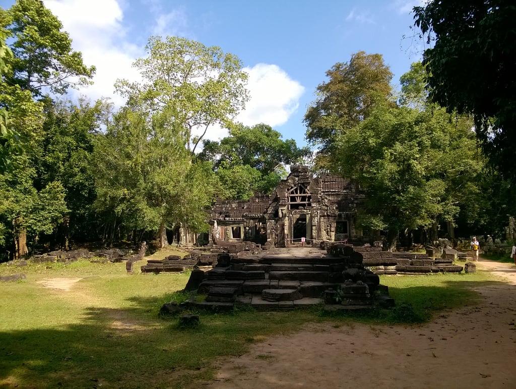 صورة Banteay Kdei. banteay kdei angkor siem reap cambodia temple stone carvings architecture