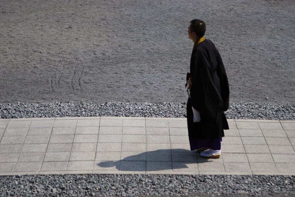 Nishihongwanji Temple 的形象. shadow japan geotagged temple kyoto 京都 日本 priest hongwanji 京都市 京都府 nishihongwanji mrhayata geo:lat=349919767 geo:lon=1357519228