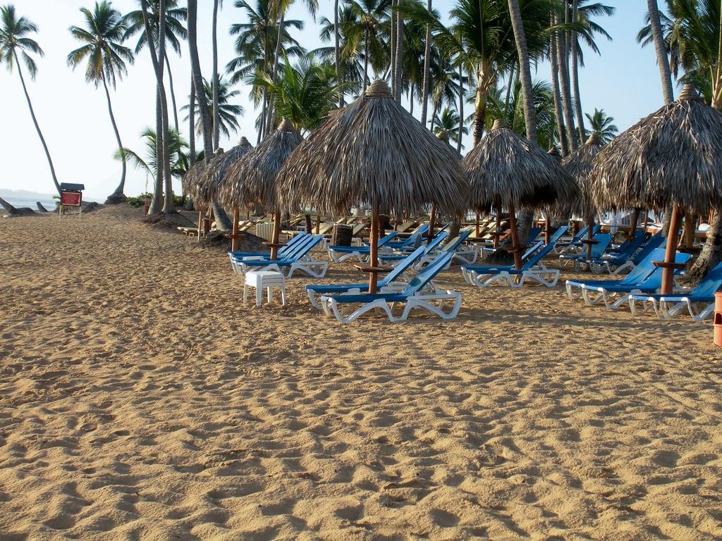 Image de Beachside Plage d'une longueur de 2711 mètres. 2009 beach dominicanrepublic dreams july puntacana sand august2009