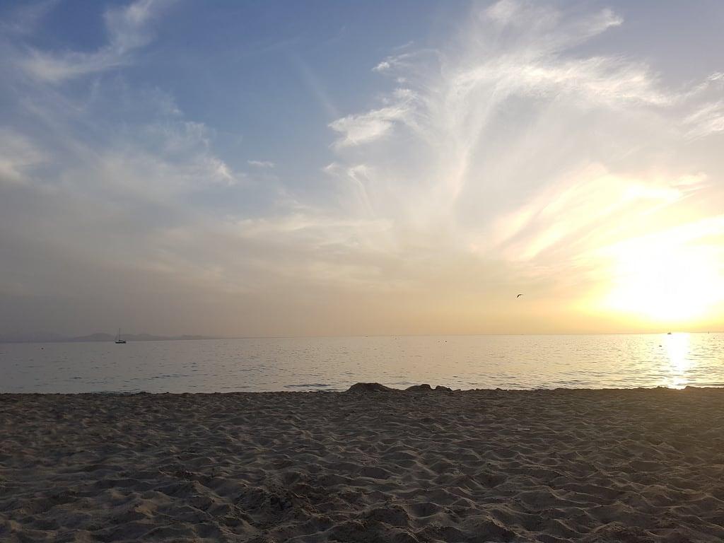 Afbeelding van Playa Mujeres.