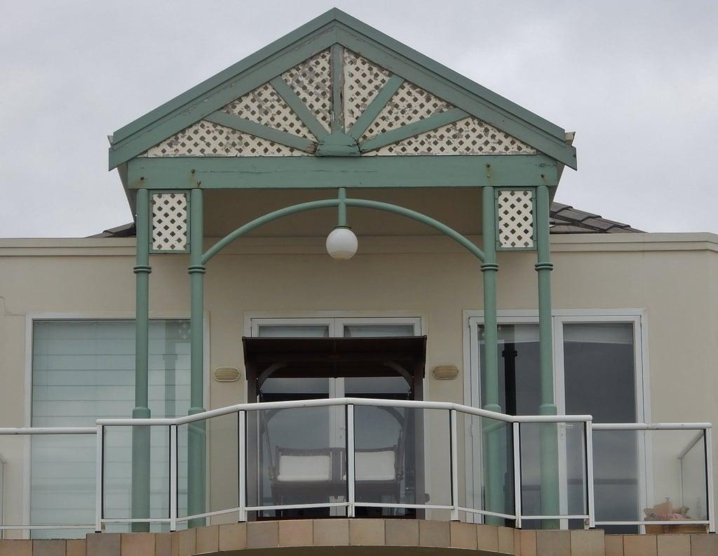 Image of Henley Beach near Henley Beach. henleybeach balcony esplanade 205 past memories change