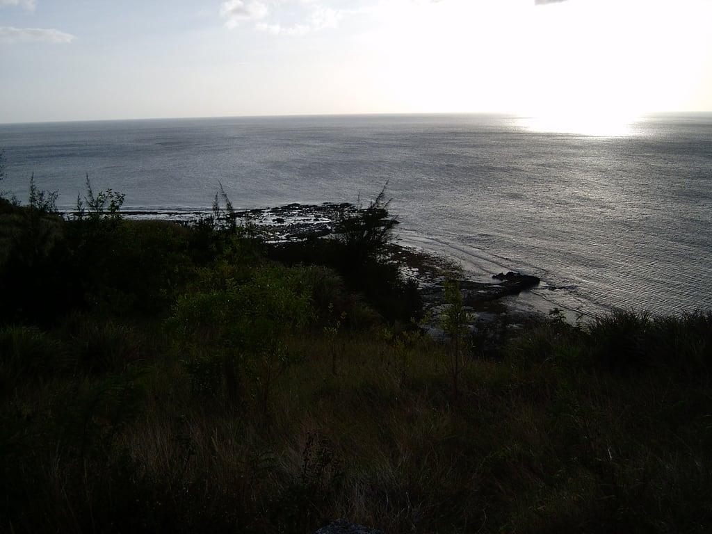Изображение Fort Soledad вблизи Umatac Village. guam umatac fortsoledad