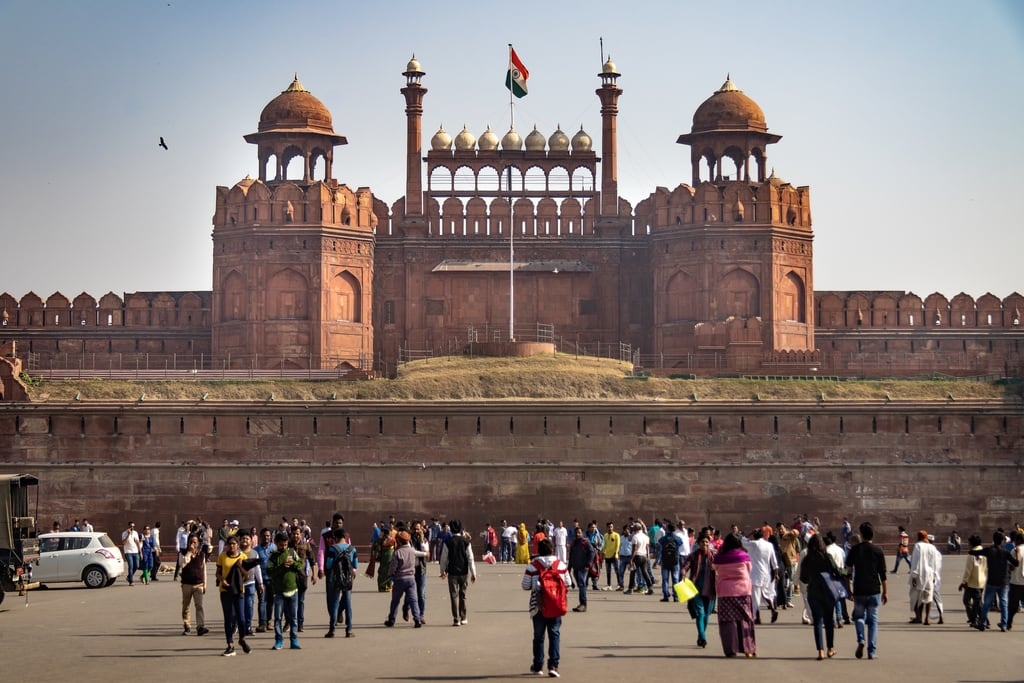 Image of RED FORT.