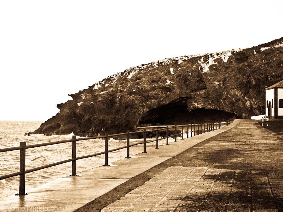 Cueva de Achbinico görüntü. candelaria viajesenespaña antoniotajuelo