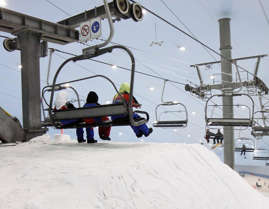 Bild von Ski Dubai. efs1755