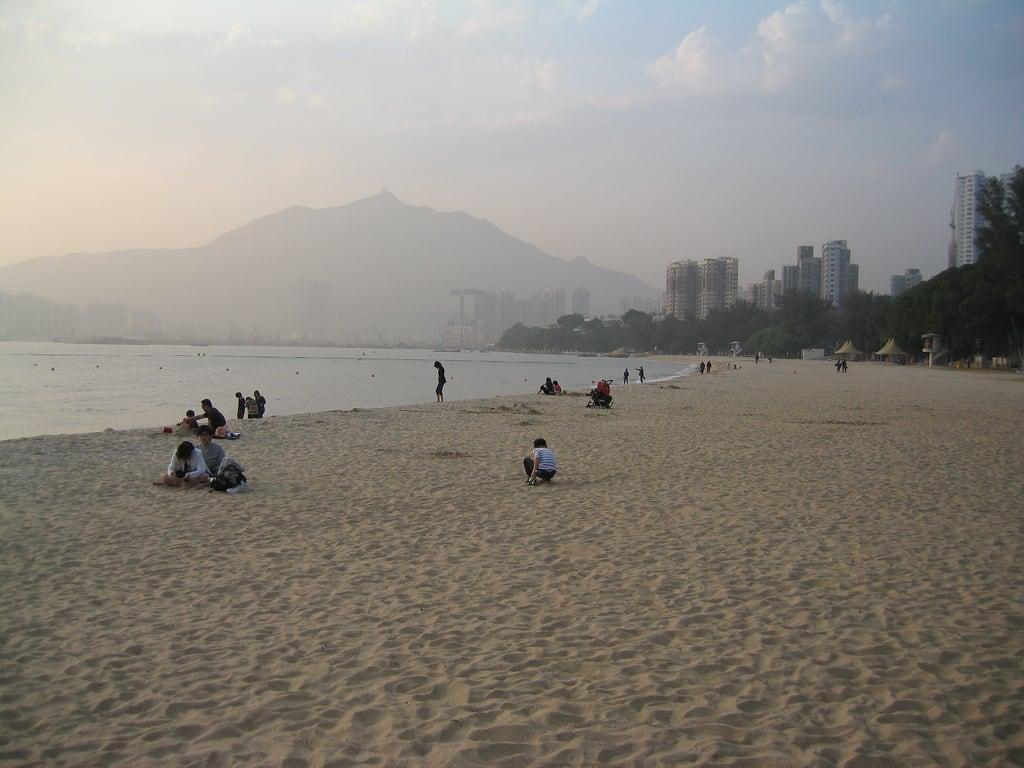 Bilde av Golden Beach Italian Casual Restaurant 黃金泳灘意大利餐廳 Golden Beach. china hongkong prc tuenmun