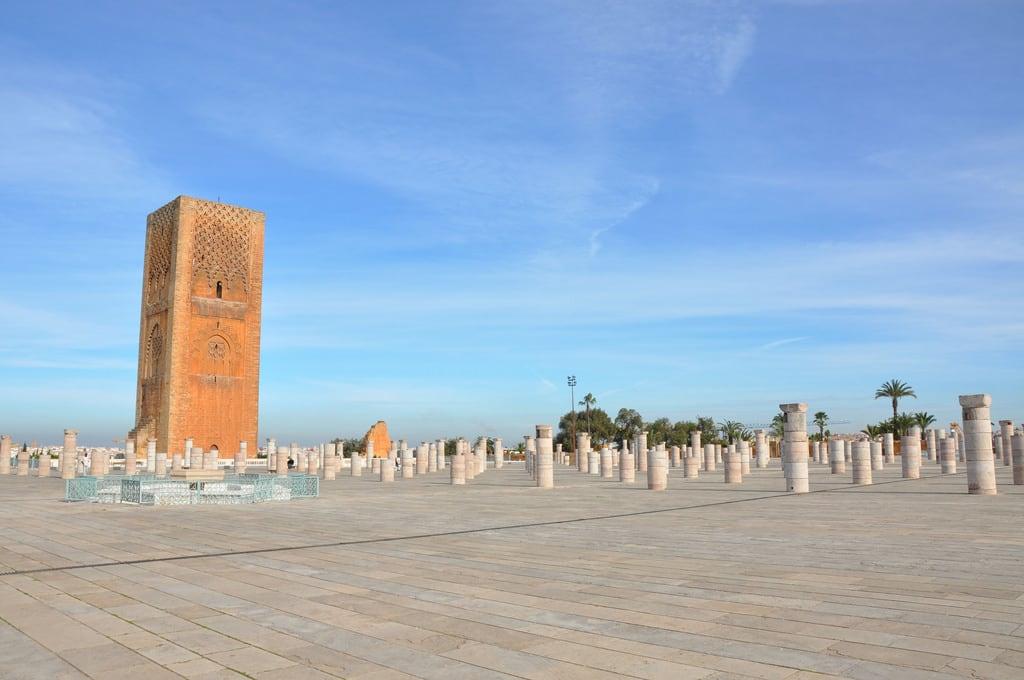 Imagine de Hassan Tower.