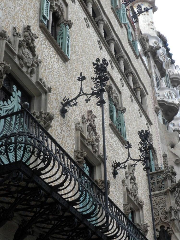 Εικόνα από Casa Amatller. barcelona balcón balcones fachadas casaamatller amatller safecreative1104168988701