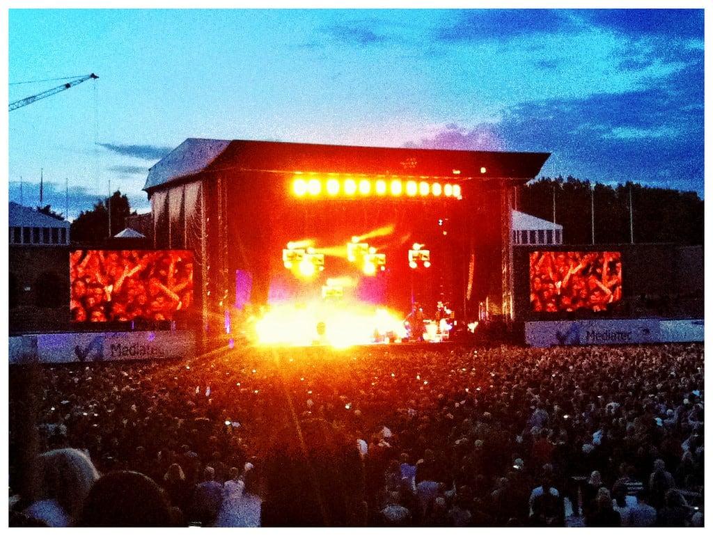 Image of Stockholms Stadion.