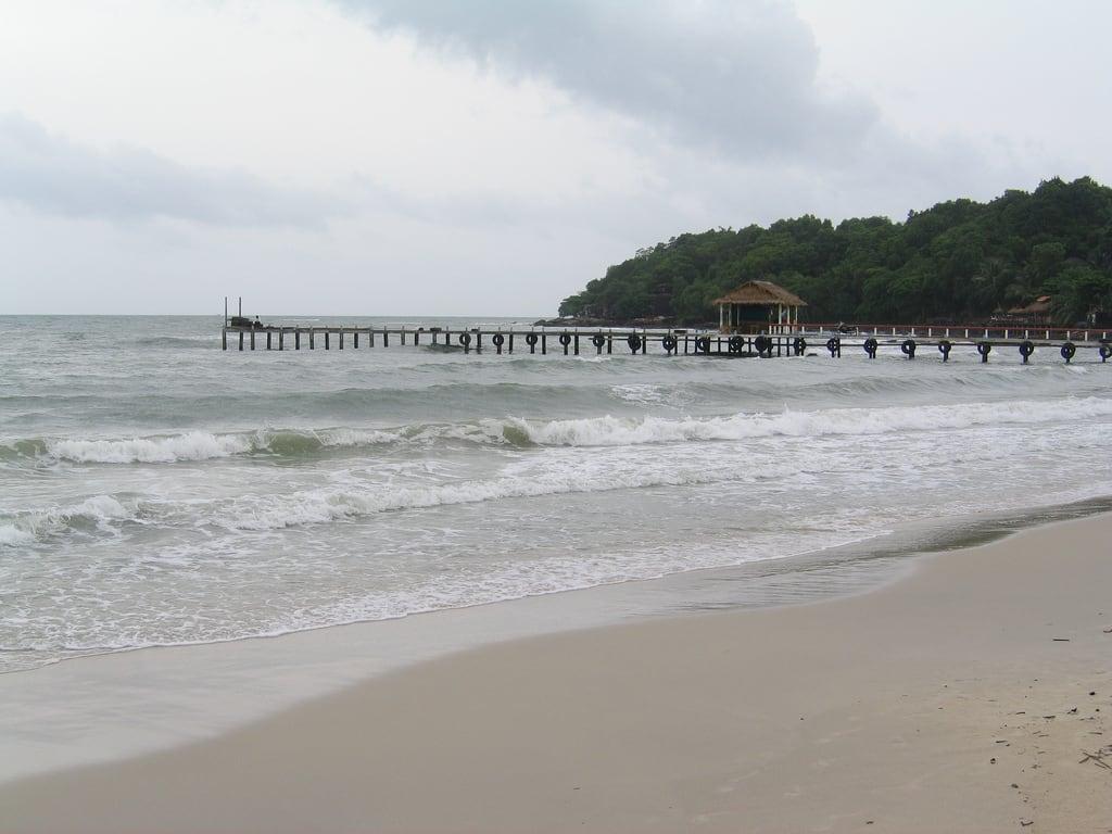 Serendipity Beach 的形象. cambodia sihanoukville