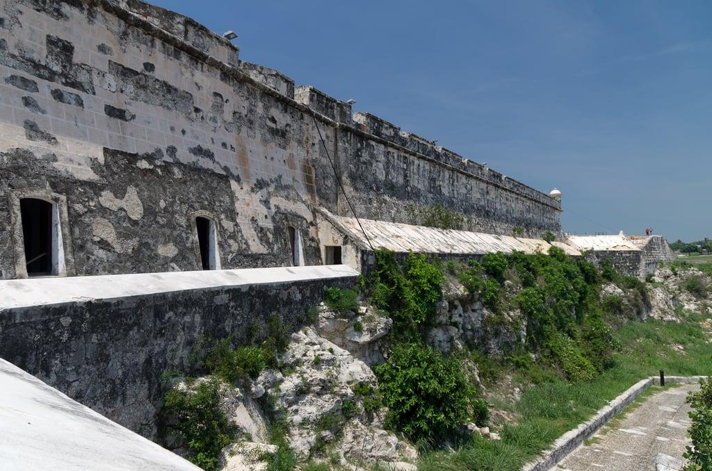 Image of Castillo de los Tres Reyes del Morro near Centro Habana. havana cuba lahabana fortelmorro morrocastle lahavane da1650 castillodelostresreyesdelmorro smcpda1650mmf28edalifsdm cityofhavana pentaxk5