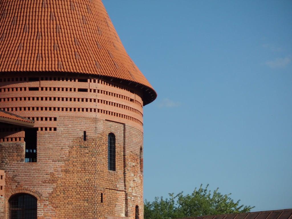Image of Kaunas Castle. castle lithuania kaunas 2011