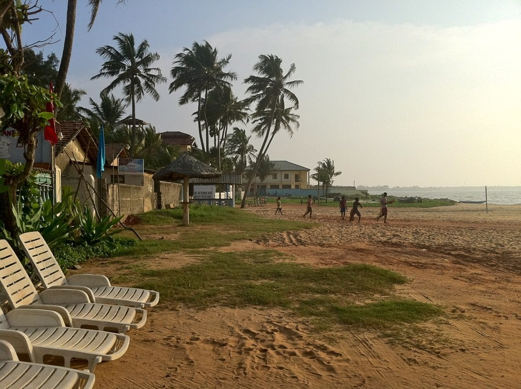 Image of Hotel Sunset Beach Beach with a length of 954 meters.