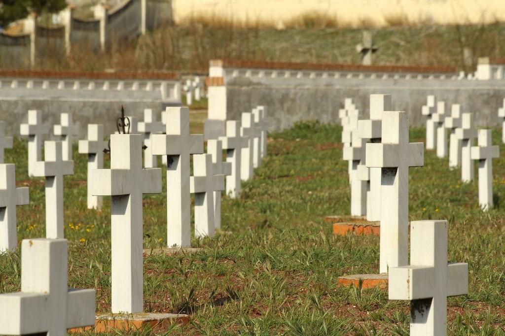 Bild av Cementerio de los Mártires de Paracuellos.