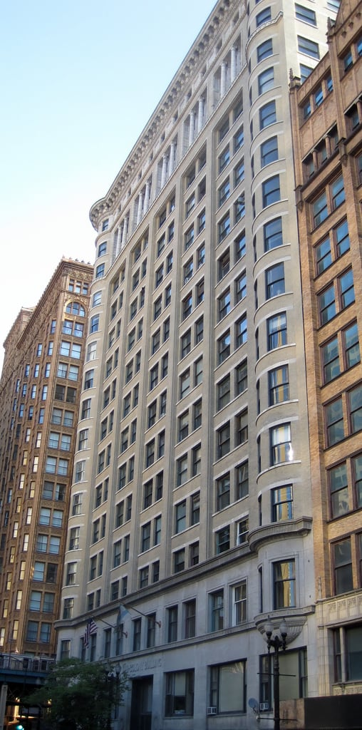 Image de Old Colony Building. chicago illinois theloop cookcounty 1890s holabirdroche williamholabird martinroche