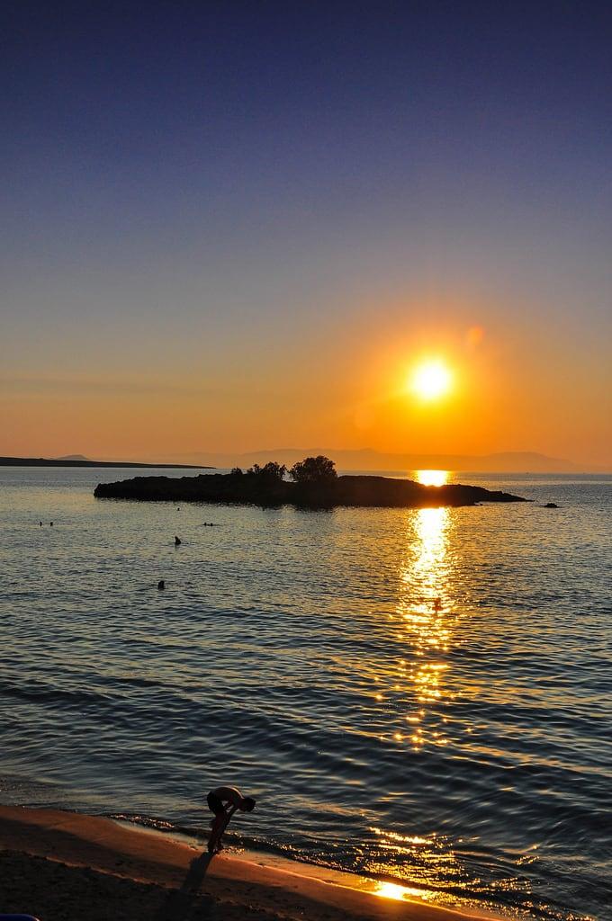 Kuva Kalathas Beach. greece crete kriti κρήτη kalathas