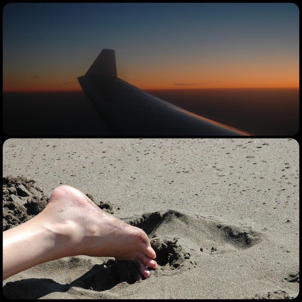 Hình ảnh của Playa de La Garita. sky beach plane playa cielo 366 diptic proyecto366 366project projecto366 dipticapp dipticdipticapp366366projectproyecto366playabeachskyplane
