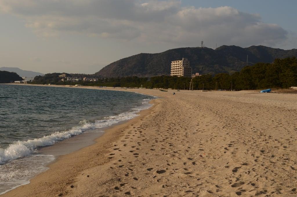 Hình ảnh của 虹ヶ浜海水浴場. hikari freephoto 山口県 光市 cc0
