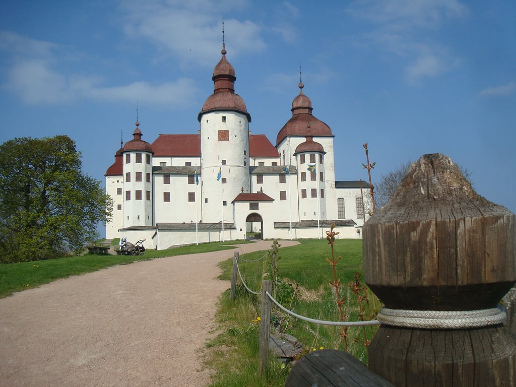 Image of Läckö Slott. castle sweden sverige slott västergötland läckö kållandsö sebilden