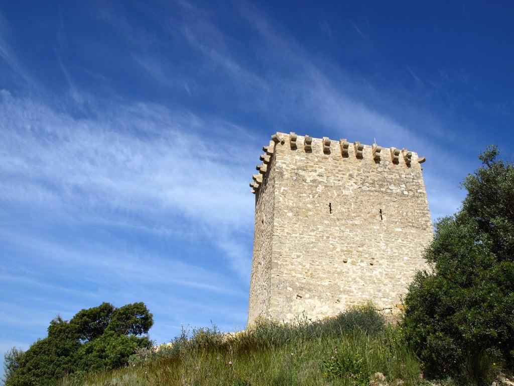 Зображення Torre de Campredó. ebro baixebre campredó