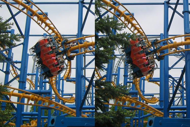 Obrázek Leviathan. park toronto amusement ride canadian theme rides rollercoaster wonderland leviathan riptide timewarp canadas wildbeast