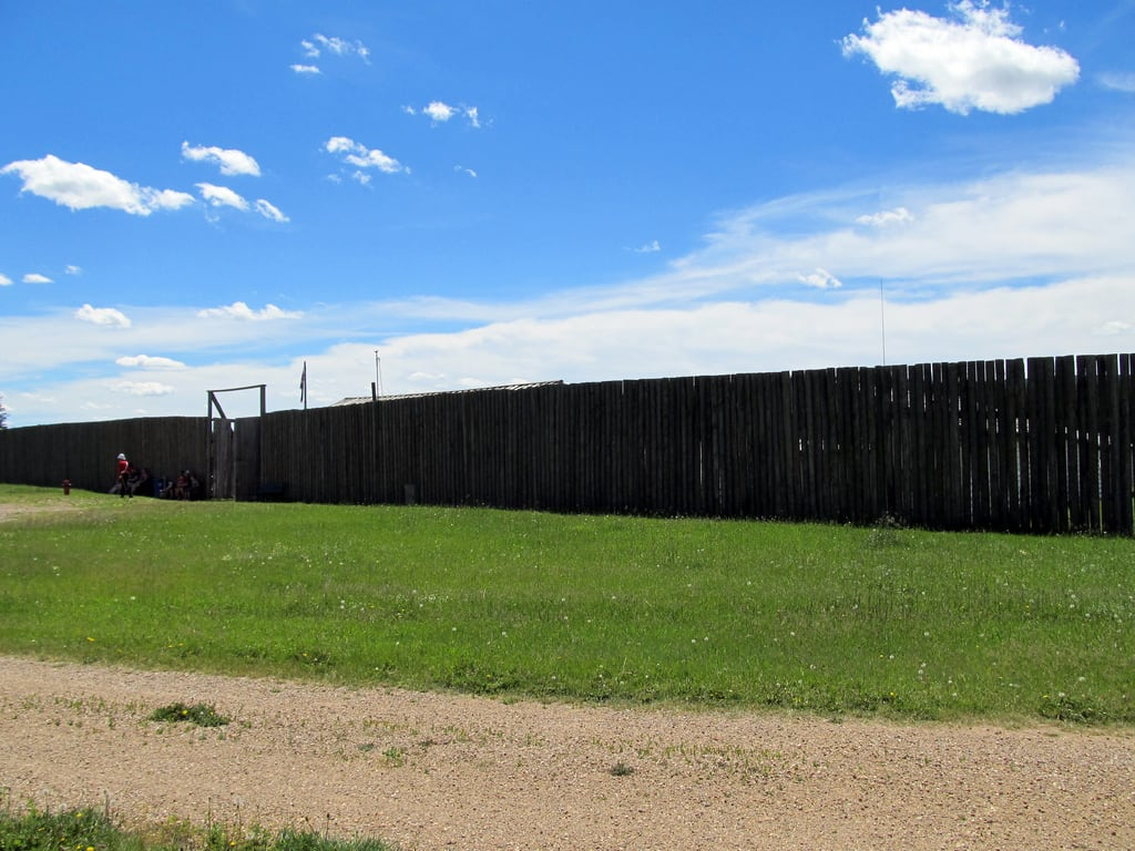 Gambar dari Fort Walsh. summer site historic saskatchewan cypresshills 2013 fortwalsh