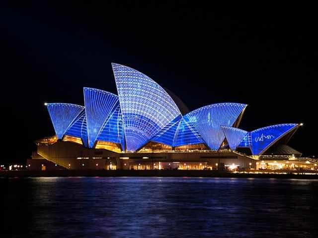 Best places to visit in Australien