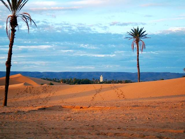 Best places to visit in Maroc